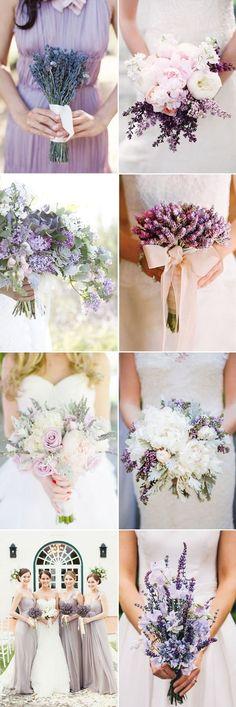 Jak udekorować ślub i wesele lawendą?