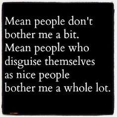 Unfortunately I've met one to many.