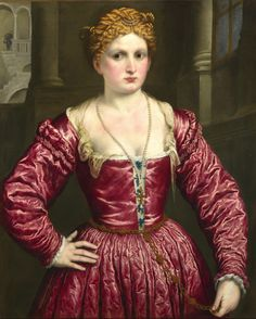 Paris_Bordone_-_Ritratto_di_una_giovane_donna_(National_Gallery,_London).jpg (3394×4231)