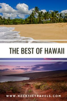 Check this out to see the places we loved the most during our stay in Hawaii. This American state has more to offer than just paradisiacal beaches! Usa Travel, Travel Tips, Visit Hawaii, Hawaiian Islands, Maui, Beaches, Places To Go, United States, Good Things