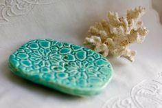 Plato de jabón hecho a mano