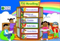 Inglés para niños: STARFALL: LEARN TO READ WITH PHONICS