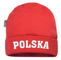 Czapeczka kibica POLSKA prezent z własnym nadrukiem