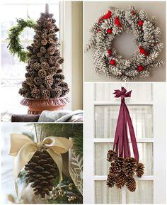 0bc78779685 93 mejores imágenes de Decoración Navidad en 2019