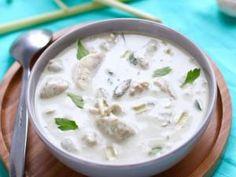 Soupe de Poulet au lait de Coco (Tom Kha Kaï)