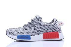 ea4f1e6d7 Adidas Originals NMD X Yeezy 350 Boost Mens Running Shoes White Black New  Balance