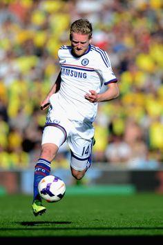 Andre Schurrle - Norwich City v Chelsea