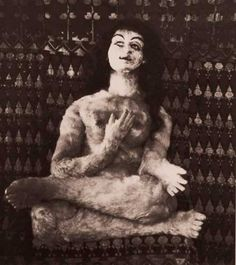 Alma Mahler doll.
