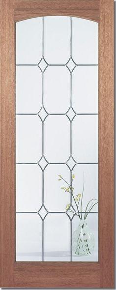 Leeds Doors Imperial Door 6mm Bevelled Glass 78 X 27 Hardwood - internal doors - hardwood - Imperial Door 6mm Bevelled Glass 78 X 27 Hardwood - Tim\u2026 & Leeds Doors Imperial Door 6mm Bevelled Glass 78 X 27 Hardwood ...