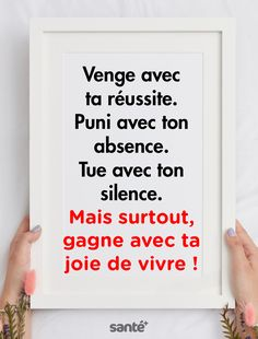 The Secret – Collection Of Inspirational Quotes – Viral Gossip Positive Attitude, Positive Thoughts, Positive Vibes, Bible Quotes, Words Quotes, French Quotes, Life Pictures, Cool Words, Letter Board