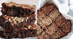 Zucchini-Brownies: saftig, schokoladig & glutenfrei