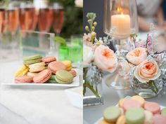 Whimsy of Watercolor: An Engagement Party Editorial