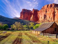 Parque Nacional Utah, Estados Unidos.