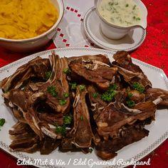 Edels Mat & Vin: Pinnekjøtt kokt i hjemmelaget buljong -og servert ... Beef, Food, Meat, Essen, Meals, Yemek, Eten, Steak