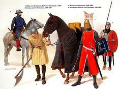 Guerras en Italia - Arre caballo!