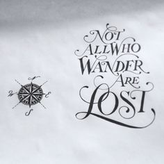 Drew Melton - Not All Who Wander Are Lost