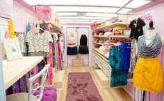 Mobile Fashion Boutiques | Mobile Fashion Boutique On Wheels