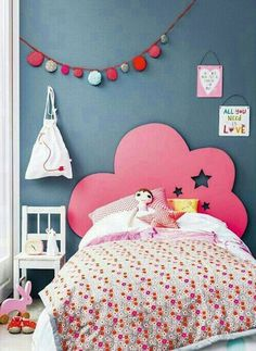 10 Girly Girls Rooms