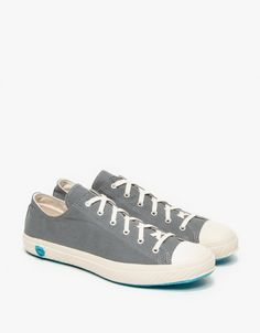 Shoes Like Potterry -Low Top in Gray