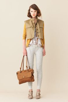 J.Crew Spring 2011 Ready-to-Wear Fashion Show Collection