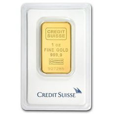 Features the Credit Suisse logo on both the obverse and reverse faces of the bar. 1 oz PAMP Suisse Gold Bar (PAMP Design, New w/ Assay). When ordering from JM Bullion, you can be sure that your products are fully covered from our doorstep to yours. Gold Bullion Bars, Silver Bullion, Bullion Coins, Credit Suisse, Gold American Eagle, Gold Gilding, Yoga For Weight Loss, Gold Coins, 1 Oz