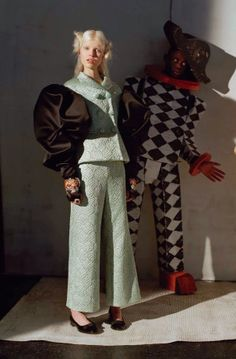 Babes In Toyland by Tim Walker for W