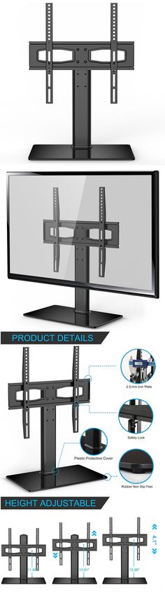 TV Mounts and Brackets Universal Tv Stand With Swivel Mount