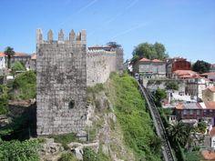 Murallas Fernandinas #oporto #portugal