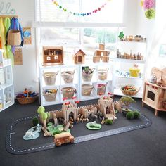 Classroom Layout, Small World Play, Happy Wednesday, Kids Toys, Reception, Children, Crafts, Animals, Playrooms