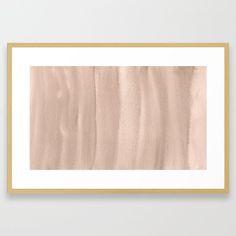 151208 Sepia Framed Art Print by valourine Watercolor Sunset, Butterfly Watercolor, Easy Watercolor, Watercolor Pattern, Abstract Watercolor, Abstract Canvas, Large Framed Art, Framed Art Prints, Framed Artwork