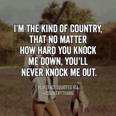 Nope! #countrygirl