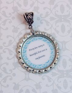 Bouquet Charm Quote