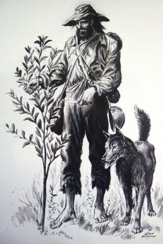 The legend of Johnny Appleseed and its ties to Springfield history ...