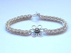 A great idea for chainmaille!