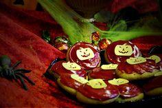 horrifying halloween cookies