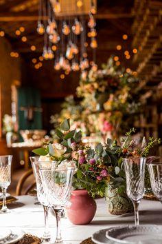 Inspire Blog – Casamentos Casamento rústico em tons pastel - Inspire Blog - Casamentos