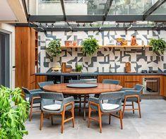 Pergola, Rustic Patio, House Extension Design, Small Backyard Patio, Outdoor Kitchen Design, Cafe Interior, Home Decor Trends, Home Renovation, Decoration