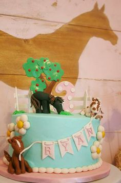Hostess with the Mostess® - Horse Themed 2nd Birthday