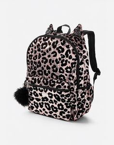 Justice is your one-stop-shop for on-trend styles in tween girls clothing & accessories. Shop our Cheetah Sequin Backpack. Cute Girl Backpacks, Tie Dye Backpacks, Gold Backpacks, Justice Backpacks, Justice Bags, Justice Store, Mini Backpack Purse, Sequin Backpack, Trendy Purses
