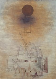 Paul Klee, The Bounds of the Intellect (1927)