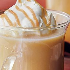 What better accompaniment to your fall baking adventures than a big mug of apple cider? No need for a mix with this easy, creamy homemade recipe. We love this one with fresh apple cider (look for it in the produce section of your supermarket). Top with caramel, cinnamon and whipped cream for even more decadence!