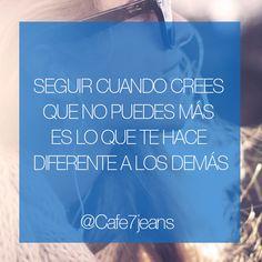 A seguir adelante como siempre chicas ;) #Lunes #Motivación #FelizDía