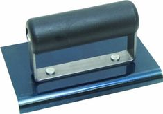 QLT By MARSHALLTOWN CE555BP 6Inch by 4Inch Blue Steel Edger with Plastic Handle * See this great product.