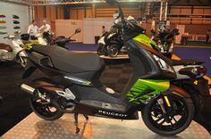 Peugeot Speedfight 3 (Darkside) 50cc scooter