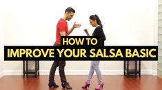 Steps Dance, Dance Tips, Bachata Dance, Salsa Bachata, Salsa Dancing Steps, Salsa On 2, Salsa Dance Lessons, Just Dance, Improve Yourself