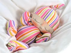 The Cuddle BeBe Cloth Baby Doll by BEBE BABIES by casienipper  So sweet!