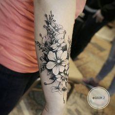 Tattoo Art byZlata Kolomoyskaya  - Imgur