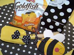 A To Zebra Celebrations: Bumble BEE Party