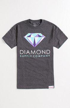 Diamond Supply Co Mondrian T Shirt