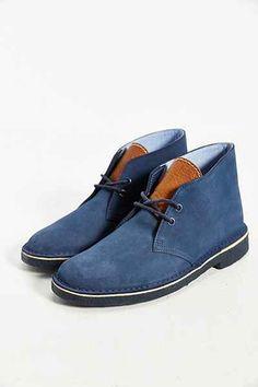 wholesale dealer f2ac5 83a28 Clarks X Herschel Supply Co. Suede Desert Boot Tan Boots, Suede Boots,  Clarks
